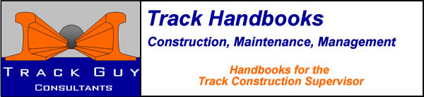 Track Construction Handbooks